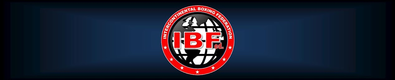 IBF / AFIB  - INTERCONTINENTAL BOXING FEDERATION