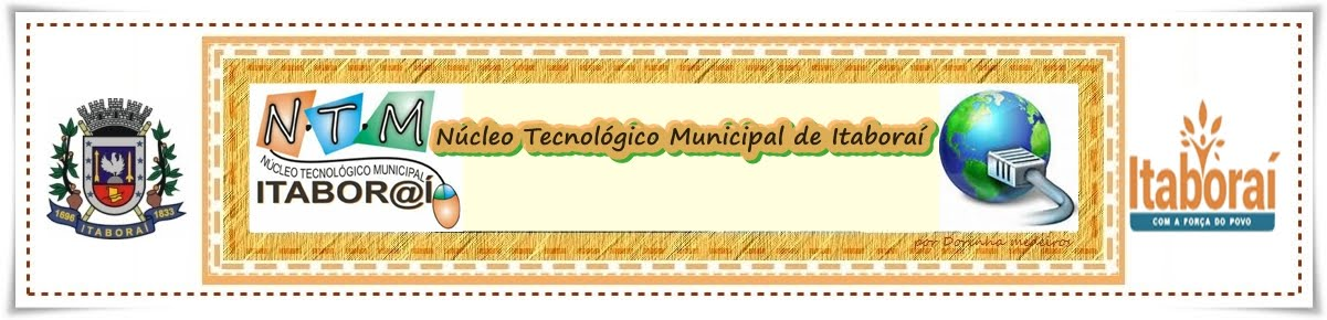 NTM- NÚCLEO TECNOLÓGICO MUNICIPAL