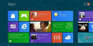 Tutorial Cara Install Windows 8 Consumer Preview
