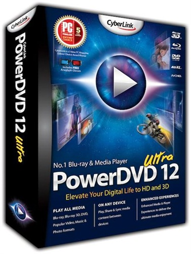 cyberlink, powerdvd, 12, 13, 14, 15, ultra