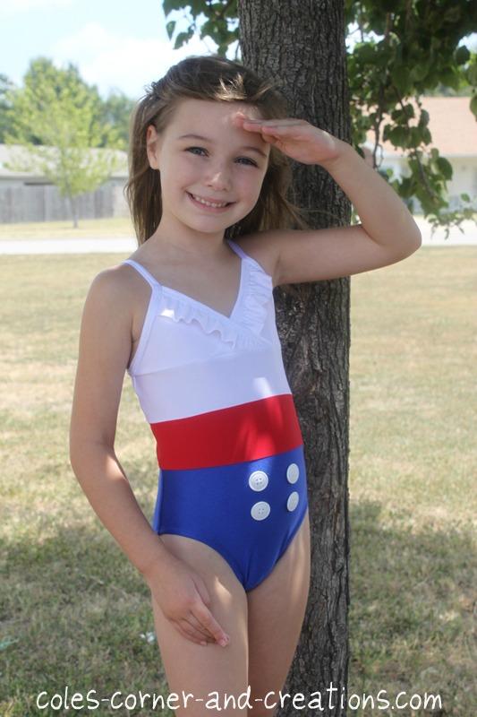 Little Teen Girls Bathing Suits
