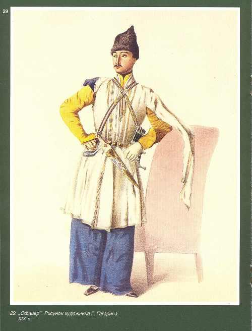 Azerbaijan national clothes