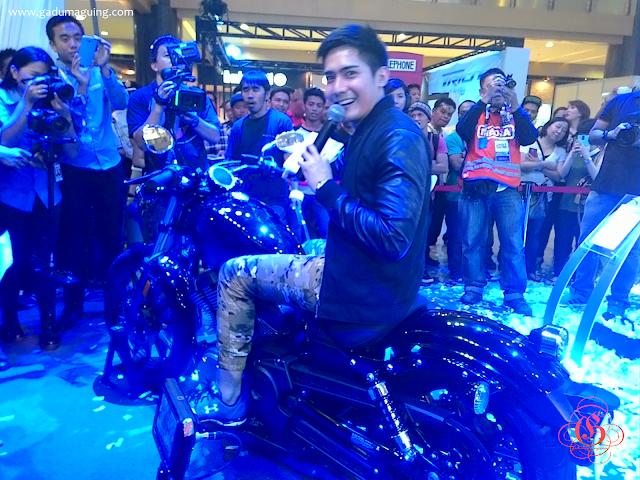 Yamaha Brings International Motorshow in Cebu Philippines 2015