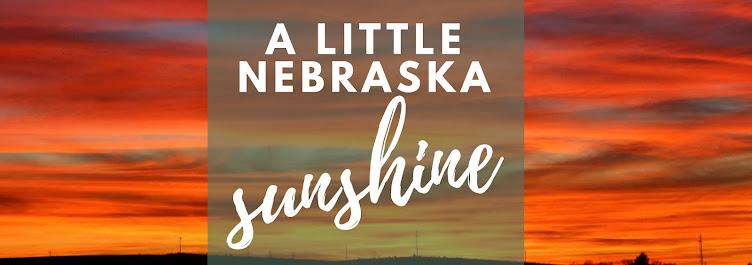 A Little Nebraska Sunshine