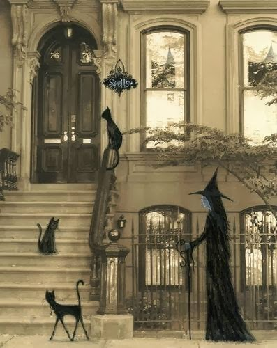 Casa da bruxa