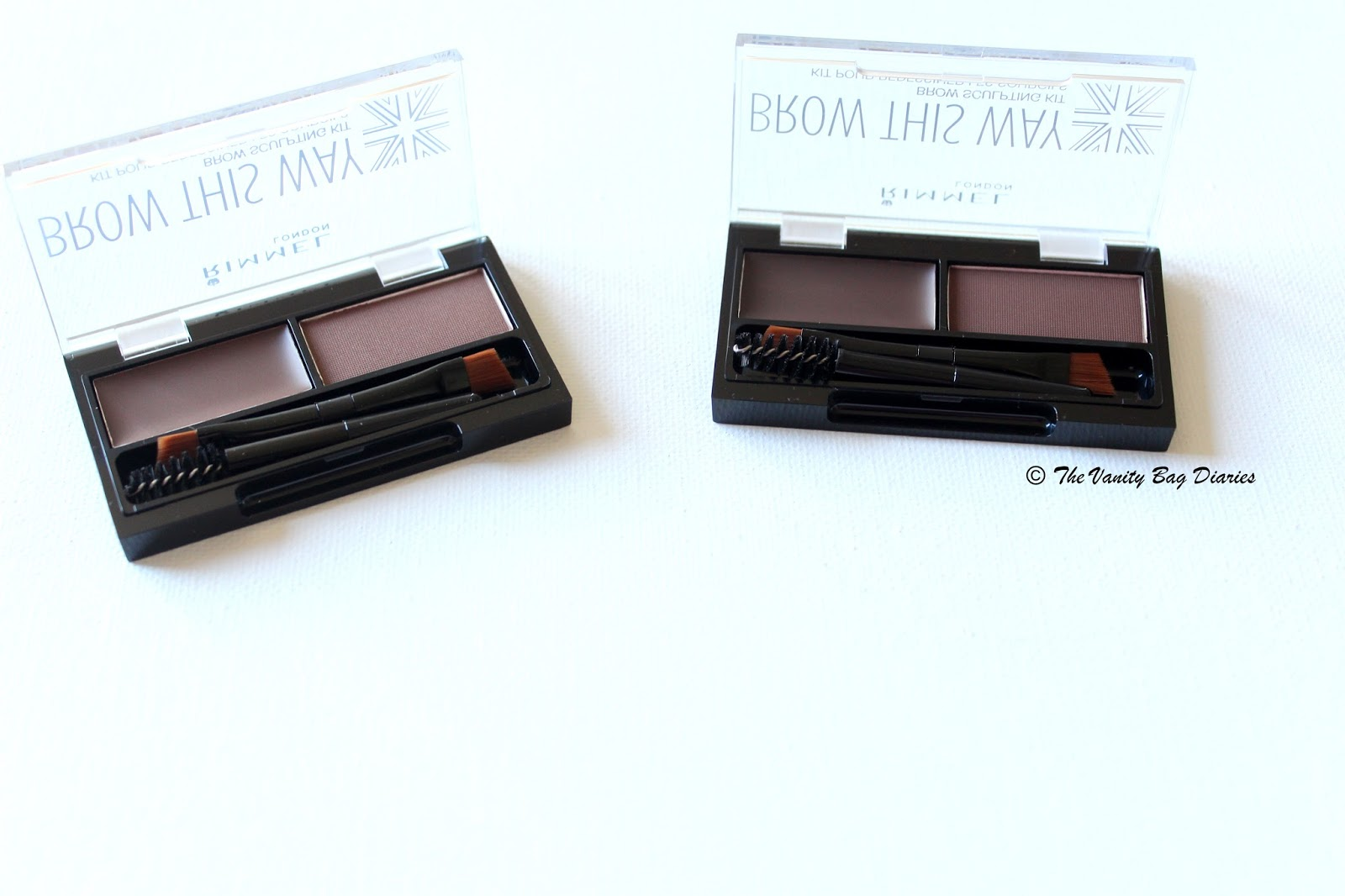 The Vanity Bag Diaries Review Swatches Rimmel Brow This Way