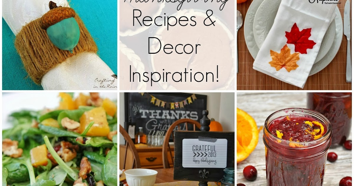 52 mantels 28 thanksgiving ideas features for Table 52 recipes