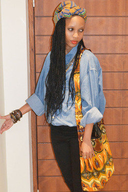 The Kinky New Yorker Its Only NaturalLong Braids Twists For