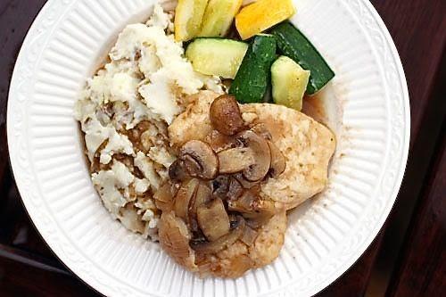 Maple Balsamic Chicken