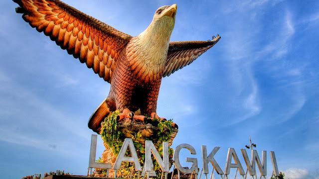 Keindahan Pulau Langkawi Namun Juga Berhantu