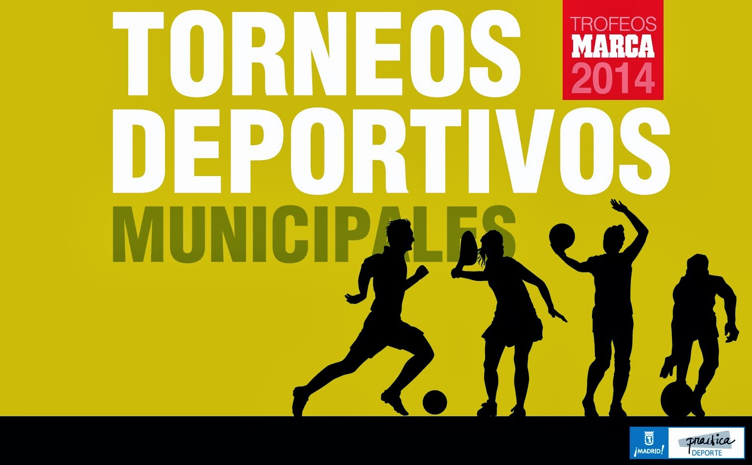Torneos deportivos municipales vicalv blog distrito for Marca municipales