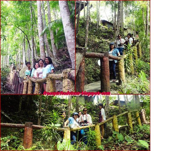 Mag-aso Falls, Antequerra, Bohol