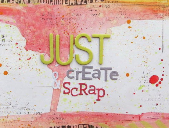 DT Just Create & Scrap