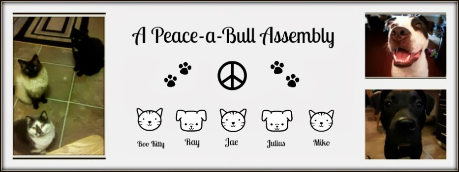 A Peace-a-Bull Assembly