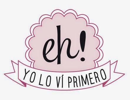 eh! YO LO VI PRIMERO