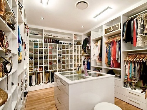 Beau Affordable Luxury ; My Lifeline: WALK IN CLOSETS  Why We Choose It ...  Turning Two Bathrooms Into One. And Turning One Bedroom Into A Walk In  Closet.