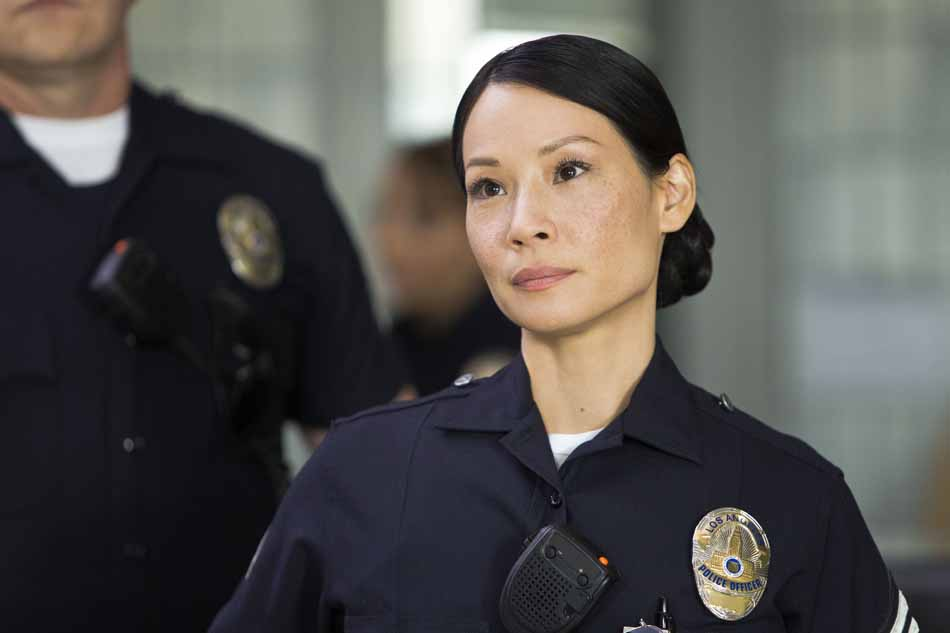 watch lucy liu southland online lucy liu sheds her glamour girl image ...