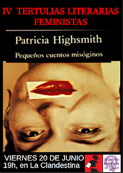 IV Tertulias Literarias Feministas