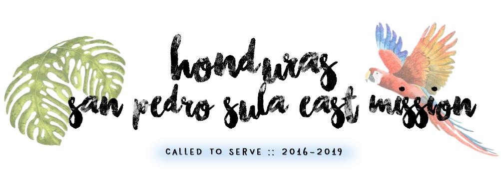 Honduras San Pedro Sula East Mission