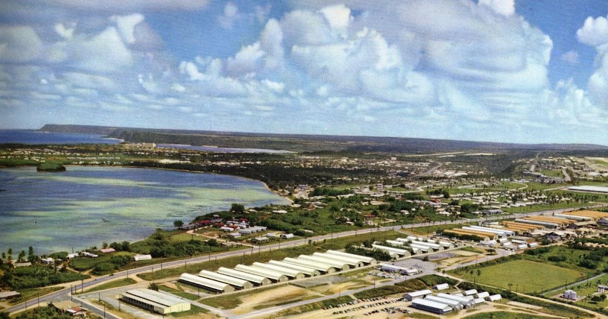 ABT UNK Sentimental Sunday Marks Schools In Guam