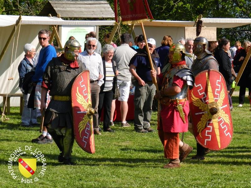 SION (54) - Journée gallo-romaine - Légionnaires romains