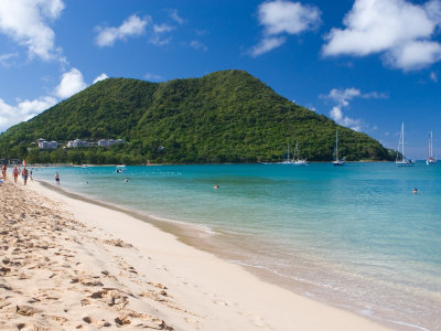 THE BEST BEACHES IN ST LUCIA