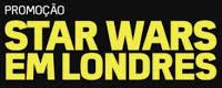 Participar promoção PBKids Star Wars em Londres