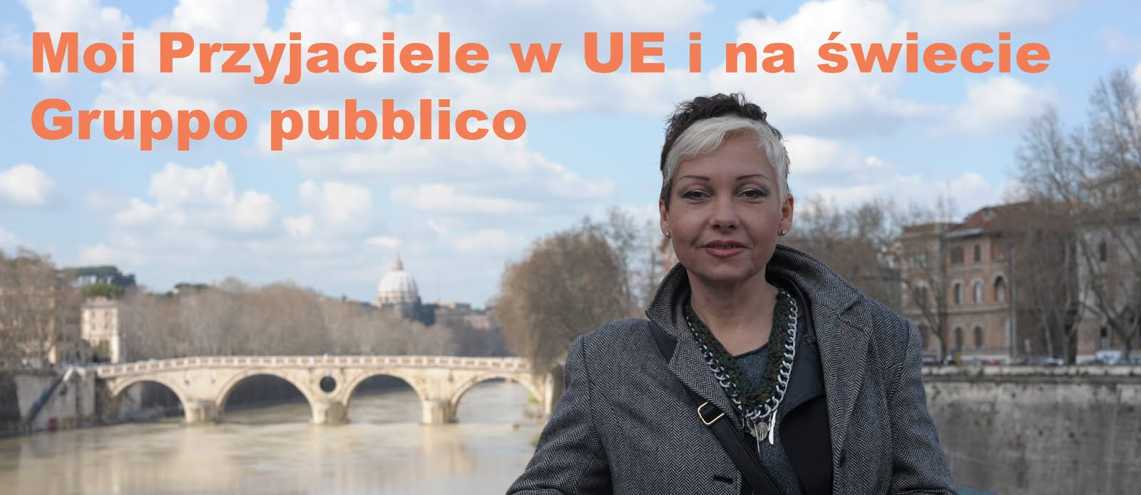 Moi Przyjaciele w UE i na świecie Gruppo pubblico na Facebooku