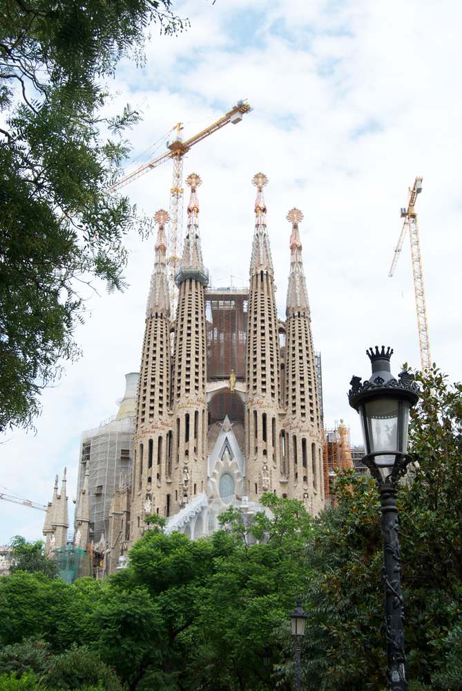Barcelona Sightseeing Sagrada Familia