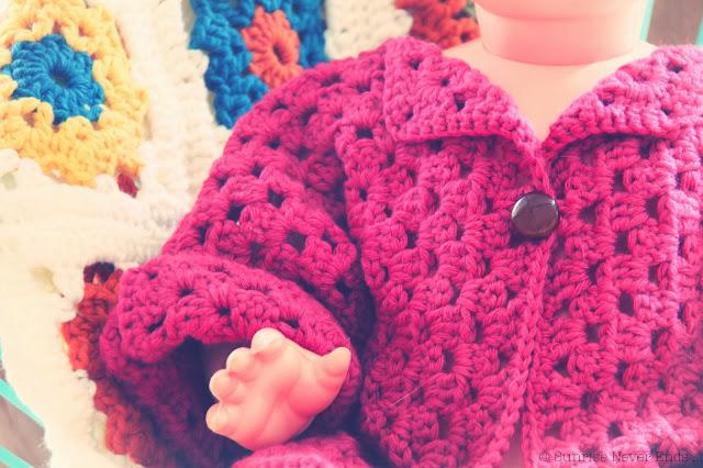billylove, crochet, couverture en crochet, A beachy Life, A beachy Life Home, bébé, gilet folk, vintage,
