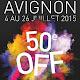 Festival d'Avignon #off15 challenge théâtre