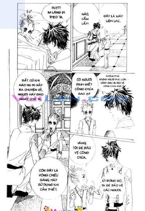 Công chúa của tôi Chapter 7 - Trang 126