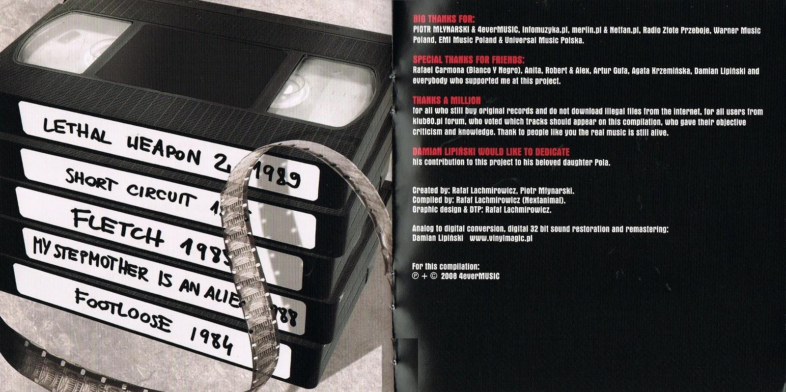 Harold Faltermeyer Fletch Theme MM Mix