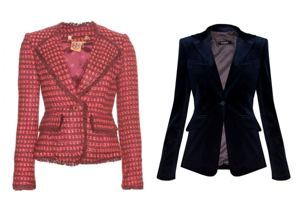Blazer on www.designandfashionrecipes.com