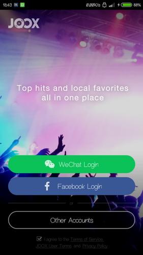 JOOX: Aplikasi Streaming Musik