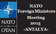 NATO FMs Meeting 2015