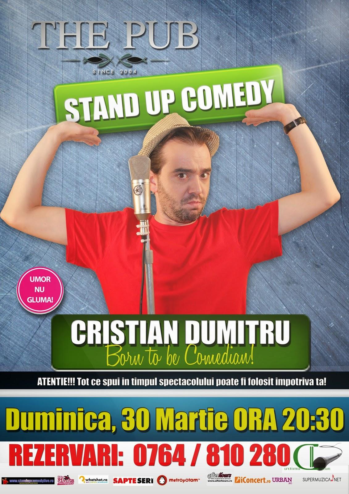 stand-up comedy alexandria duminica