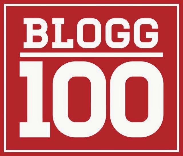 #Blogg100  - 2015