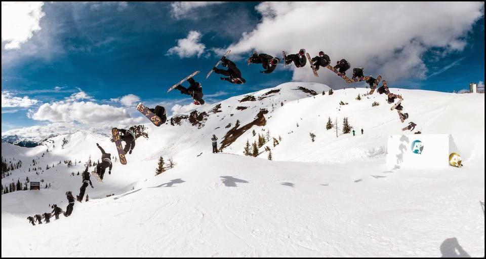 Absolut Park Flackauwinke, Austria - Top 10 Snow Parks in The World
