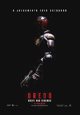 Filme Poster Dredd HDRip R5 XviD Dual Audio & RMVB Dublado