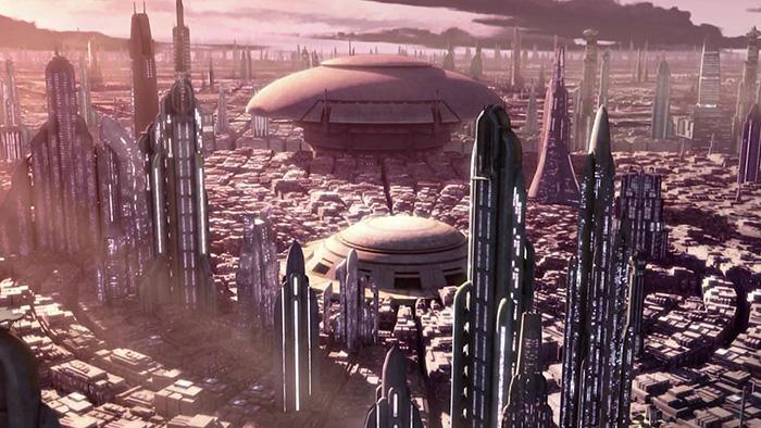Здания из звездных войн