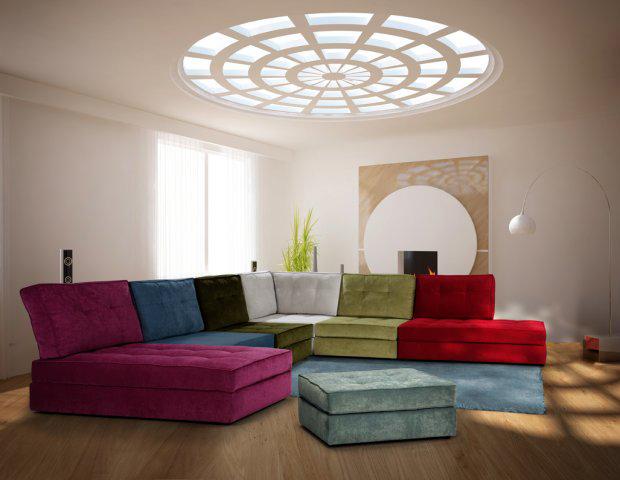 La cama adecuada para un dormitorio peque o casas ideas for Sillon cama plegable goma espuma