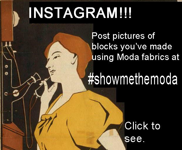 INSTAGRAM #showmethemoda