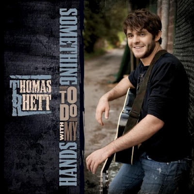 Thomas Rhett - Something To Do With My Hands Lirik dan Video