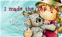 """TOP 5 """"Magnolia Under Challenge"""""""