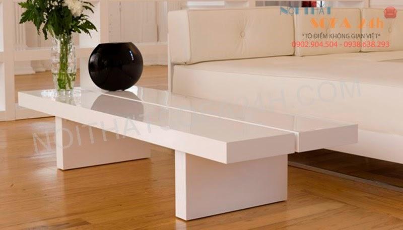Bàn sofa gỗ BS114