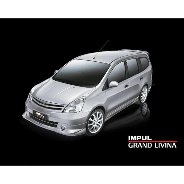 Body Kit Nissan Grand Livina Impul 1 2006-2012