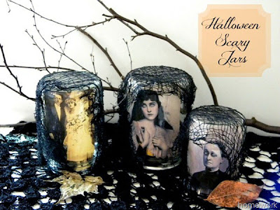 Halloween Jar Project
