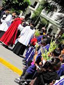 Domingo de Ramos - Bendición de Ramos - Plaza de Armas