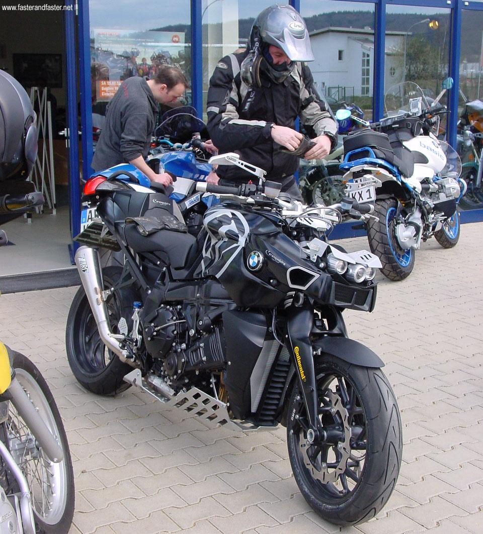 Bikes World Bmw K1200r 2009